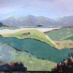 Engelse veld in Bergen aan Zee